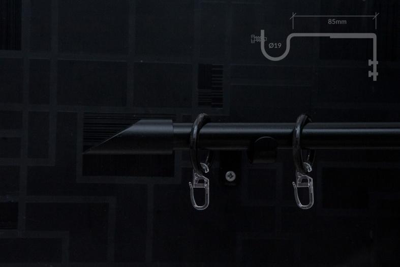 Teleskopska Garnišna - Valjak Crna
