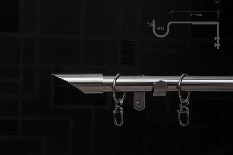 Teleskopska Garnišna - Valjak Srebrna
